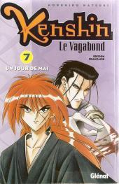 Kenshin le Vagabond -7- Un jour de mai