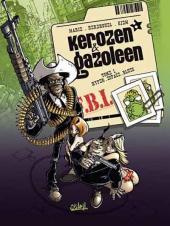 Kerozen & Gazoleen -1- Hyper. Espace. Blues