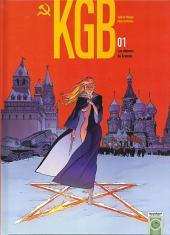 KGB -1- Les démons du Kremlin