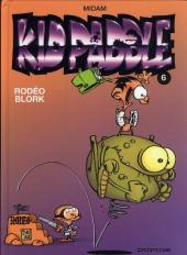 Couverture de Kid Paddle -6- Rodéo Blork