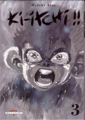 Ki-Itchi !! -3- Volume 3