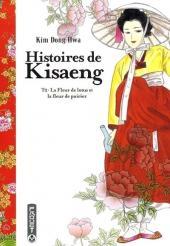 Histoires de Kisaeng -2- La fleur de lotus et la fleur de poirier