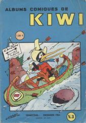 Kiwi (Albums comiques de) -3- Kiwi spéléologue