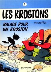 Les krostons -1- Balade pour un Kroston