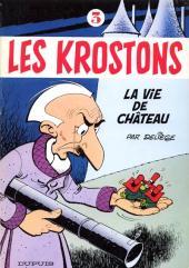 Les krostons -3- La vie de château