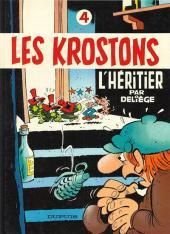 Les krostons -4- L'héritier