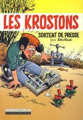 Les krostons -5- Les krostons sortent de presse