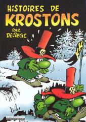 Les krostons -6- Histoires de krostons