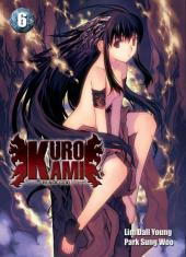 Kurokami Black God -6- Tome 6