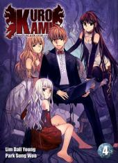Kurokami Black God -4- Tome 4