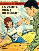 Les labourdet -3- La vérité vient du désert