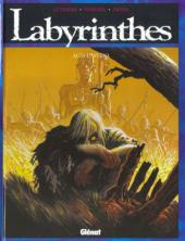 Labyrinthes (Le Tendre/Dieter/Pendanx) -3- Agwe Wedo
