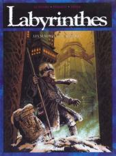 Labyrinthes (Le Tendre/Dieter/Pendanx) -4- Les Maîtres de l'Agartha