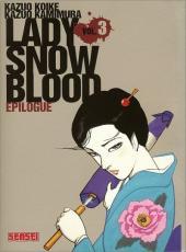 Lady Snowblood -3- Epilogue