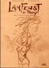Lanfeust de Troy -1TL'- L'Ivoire du Magohamoth
