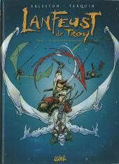 Lanfeust de Troy -5a02- Le frisson de l'Haruspice