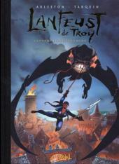Lanfeust de Troy -7TL- Les pétaures se cachent pour mourir