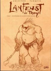 Lanfeust de Troy -7TL'- Les pétaures se cachent pour mourir