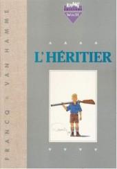 Largo Winch -IntTL01- L'héritier