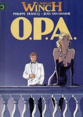 Largo Winch (France Loisirs) -2- O.P.A. / Business Blues