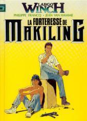 Largo Winch (France Loisirs) -4- La forteresse de Makiling / L'heure du tigre