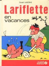 Lariflette -52- Lariflette en vacances