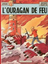 Lefranc -2b1975- L'ouragan de feu
