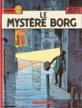 Lefranc -3c1978- Le mystère Borg