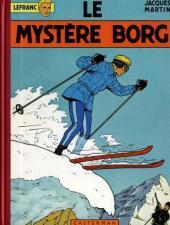 Lefranc -3d2008- Le mystère Borg