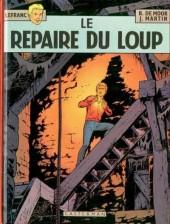 Lefranc -4- Le repaire du loup