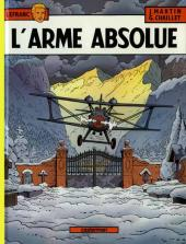 Lefranc -8a96- L'arme absolue