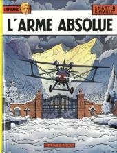 Lefranc -8- L'arme absolue