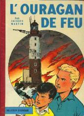 Lefranc -2- L'ouragan de feu