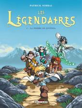 Les légendaires -1- La pierre de Jovénia