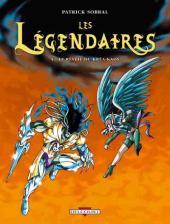 Les légendaires -4- Le réveil du Kréa-Kaos