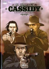 La légende de Cassidy -2- Le Syndicat des pilleurs de trains
