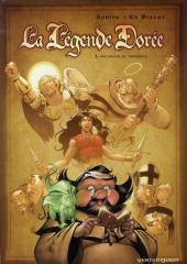 La légende dorée -1- Archinaze de Tarabisco