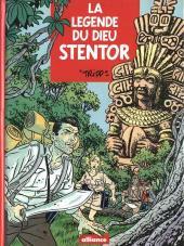La légende du Dieu Stentor - La légende du dieu Stentor