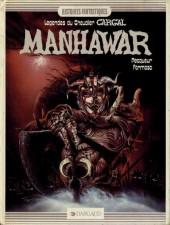 Légendes du chevalier Cargal -2- Manhawar