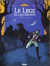 Le legs de l'alchimiste -2- Léonora von Stock