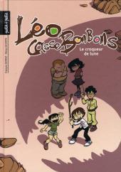 Léo Cassebonbons -3- Le croqueur de lune