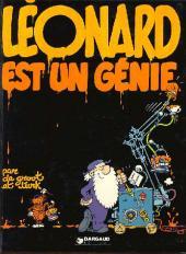 Léonard -1- Léonard est un génie