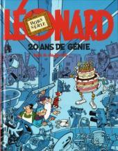 Léonard -HS1- 20 ans de génie