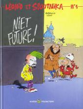 Léonid et Spoutnika -1- Niet future !