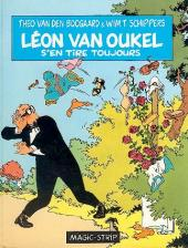 Léon-la-terreur (Léon Van Oukel) -0a- Léon Van Oukel s'en tire toujours