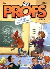 Les profs -4- Rentrée des artistes