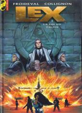 Lex -1- La loi du talion