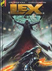 Lex -2- La nouvelle lame