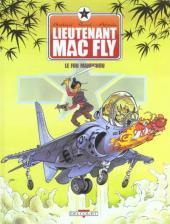 Lieutenant Mac Fly -3- Le fou mandchou