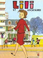 Lili (Vents d'Ouest) -629- Et ses locataires
